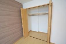 セボン世田谷桜 3階洋室6.3クローゼット