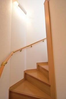 セボン世田谷桜 3階~屋上階段