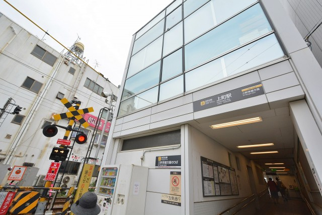 セボン世田谷桜 上町駅