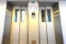 神楽坂ハウス エレベーター