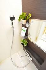 柿の木坂パレス バスルーム設備