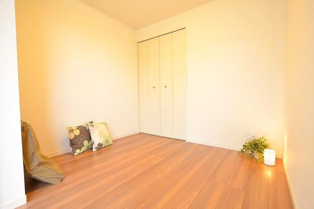 柏木ローズマンション 4.0帖のベッドルーム709