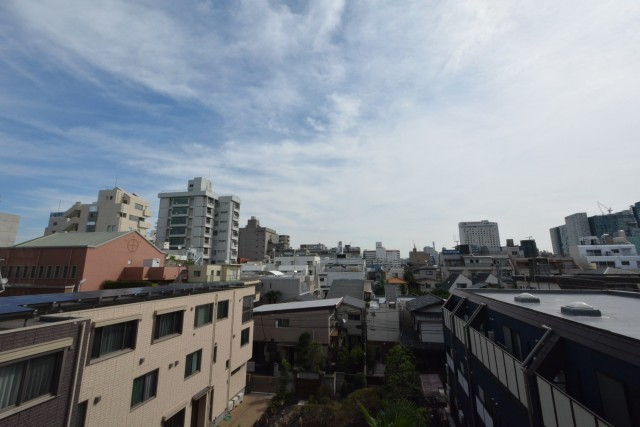 グローリア初穂新宿Ⅲ 眺望