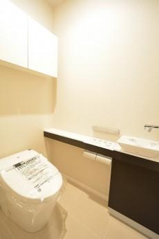 パレス池田山 トイレ