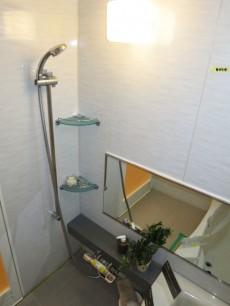バスルームも広いです