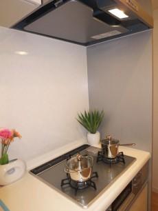 常磐松サマリヤマンション 機能的なシステムキッチン