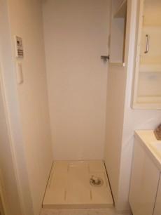 常磐松サマリヤマンション 使い勝手良さそうな洗面化粧台
