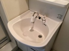 東中野マンション 洗面台