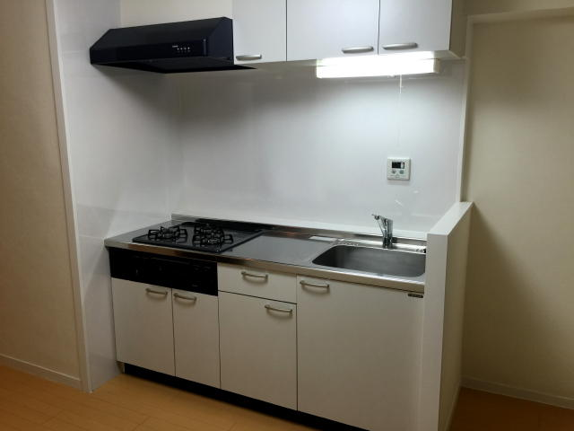 東中野マンション キッチン