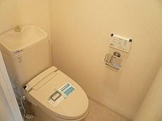 セーナ世田谷公園 ウォシュレット付トイレ