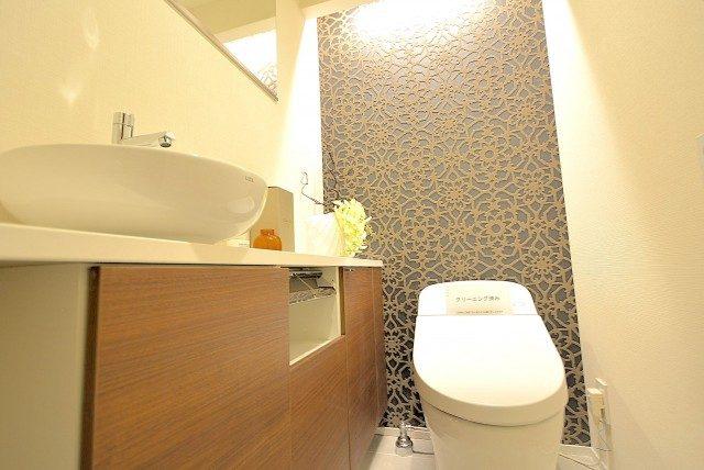 八雲スカイハイツ トイレ