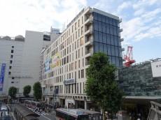 南平台セントラルハイツ 渋谷駅