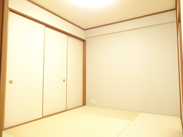 約5.5畳の和室