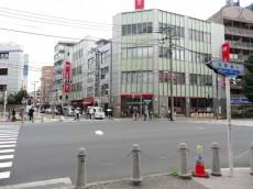 柿の木坂コーポ 目黒通り