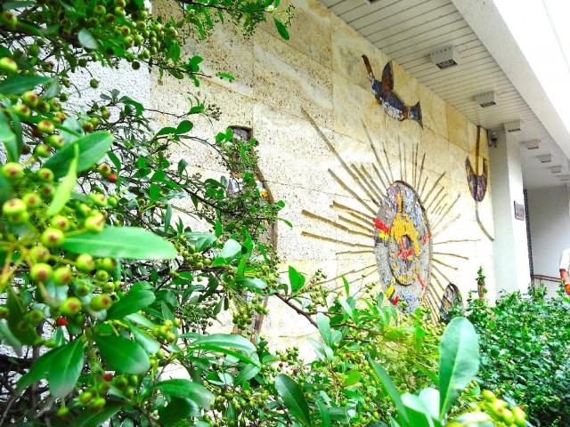 目黒サンケイハウス 壁画