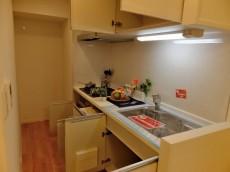 第一東個マンション キッチン