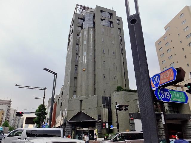 キャッスル花井 消防署