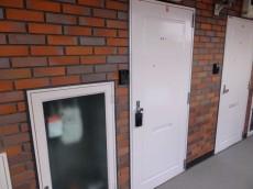 キャッスル花井 玄関