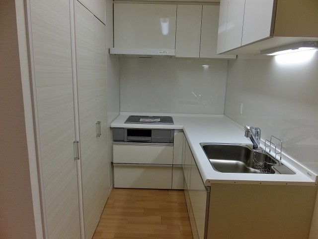 パレロワイヤル六番館 キッチン