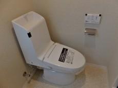 パレロワイヤル六番館 トイレ