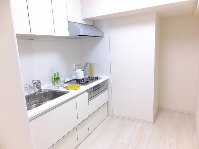 マンション第二恵比須苑 キッチン412
