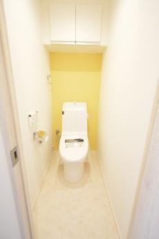 トキワパレス ウォシュレット機能付きトイレ1103
