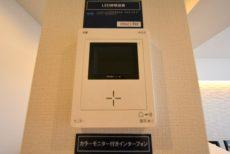 マイキャッスル二子玉川園603  TV付きインターフォン
