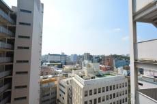 トキワパレス 玄関前からの眺望1103