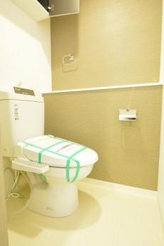 目黒サンケイハウス ウォシュレット機能付きトイレ