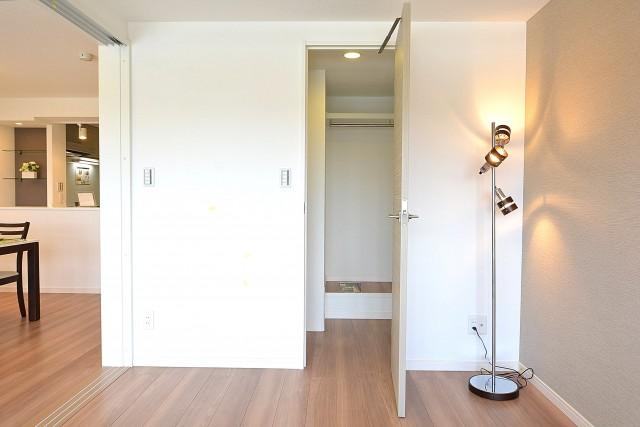 目黒サンケイハウス 約6.0帖の洋室