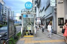 青山コーポラス 表参道駅