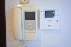 マンション池尻 TVモニター付きインターホン
