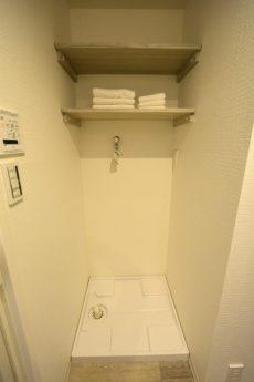 ファミール西新宿904 洗濯機置場