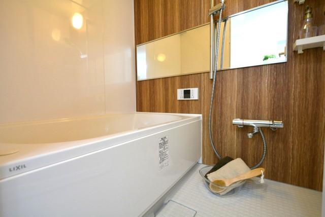 グランドメゾン池袋一番館902 バスルーム
