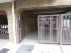 エクセル南品川 駐輪場入口