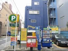 神田乗物町ビル 駐車場