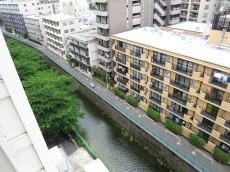 下落合グリーンパーク お部屋からの眺望