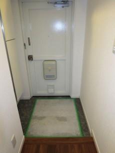 下落合グリーンパーク 収納が充実した玄関