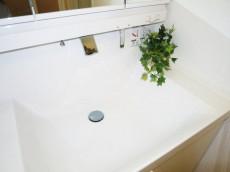 下落合グリーンパーク 使いやすそうな洗面化粧台