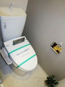 下落合グリーンパーク ウォシュレット付トイレ