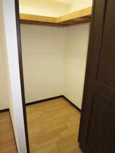下落合南デュープレックス 約6.6帖の洋室 ウォークインクローゼット