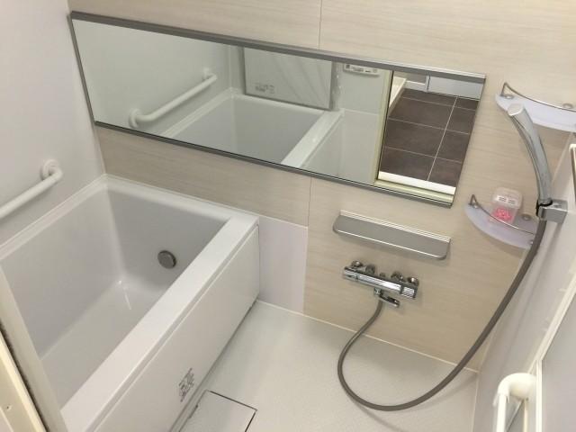朝日落合マンション バスルーム