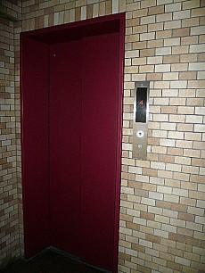 学芸大学グリーンハイツ エレベーター