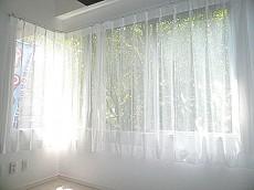 ノア南麻布 洋室7帖 窓
