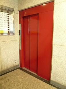 深沢ハイム エレベーター