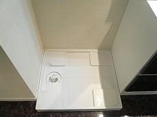 松濤パークハウス 洗濯機置き場