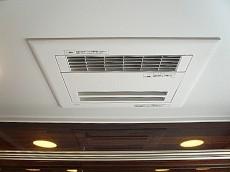 松濤パークハウス 浴室換気乾燥機