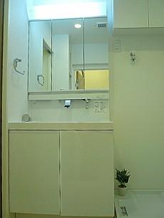 弦巻リハイム 洗面化粧台410