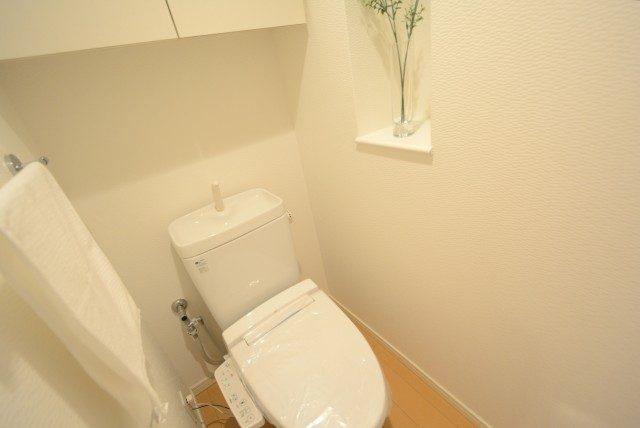 小石川ザ・レジデンスイーストスクエア トイレ