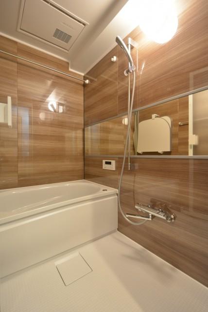 ニューウェルハイツ第2自由が丘 浴室